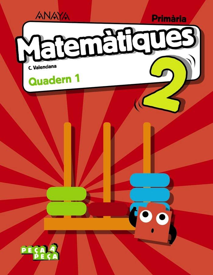 Quadern matematiques 1 2ºep valencia 18