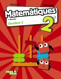 Quadern matematiques 2 2ºep valencia 18