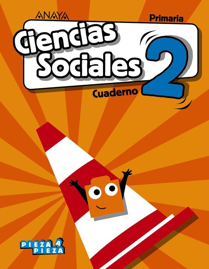 Cuaderno ciencias sociales 2ºep 18 pieza a pieza