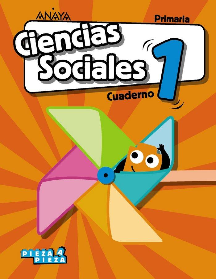 Cuaderno ciencias sociales 1ºep madrid 18 pieza a