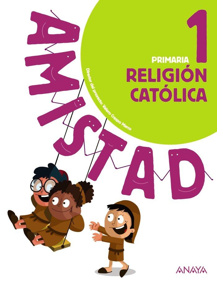 Religion 1ºep amistad 18