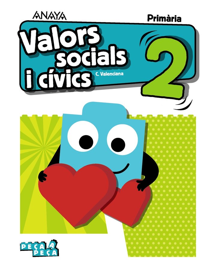 Valors socials civics 2ºep valencia 18 peca a peca
