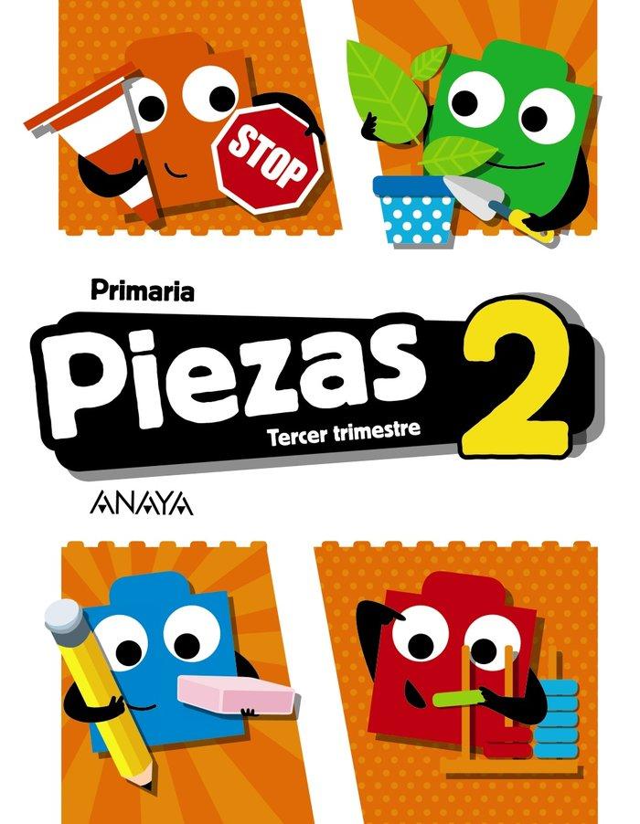 Globalizado piezas 2ºep 3ºtrim. 18 ara/ast/cant/va