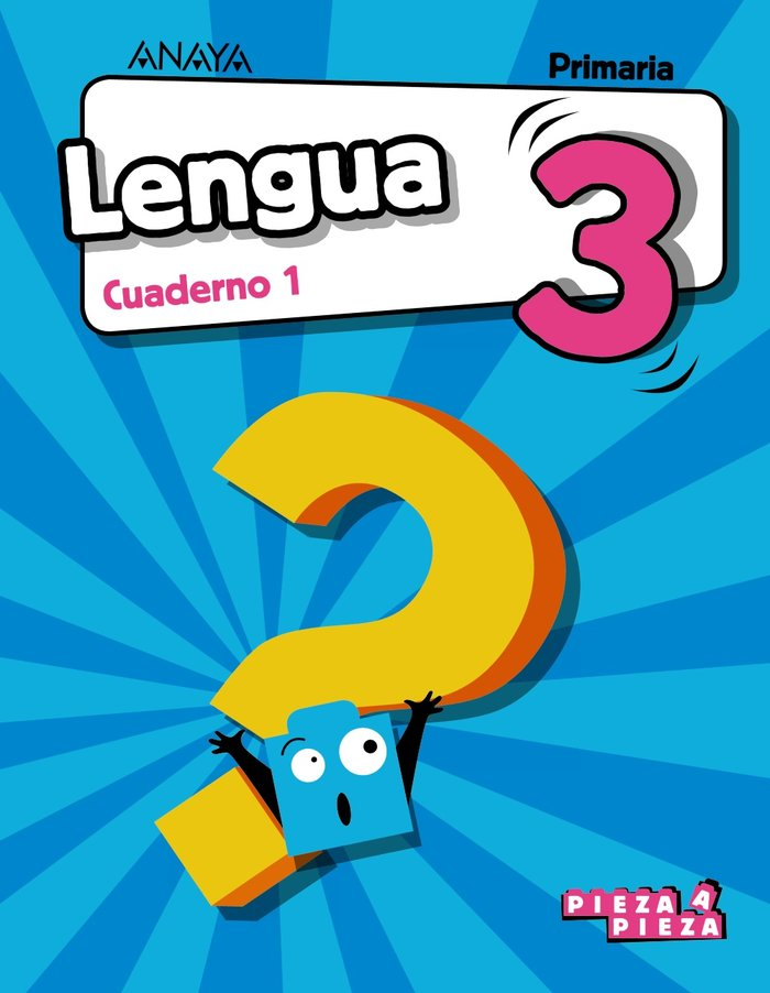Cuaderno lengua 1 3ºep 18 and/arag/can/can/bal.pie