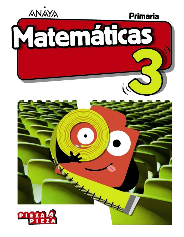 Matematicas 3ºep madrid 18 pieza a pieza