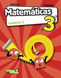 Cuaderno matematicas 2 3ºep madrid 18 pieza a piez