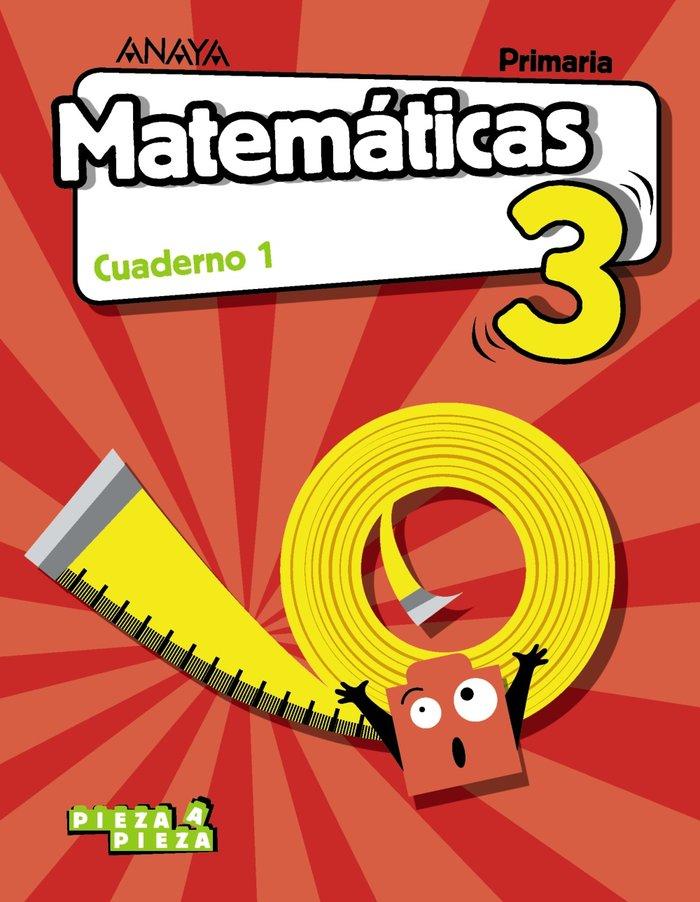 Cuaderno matematicas 1 3ºep 18 and/arag/can/can/ba