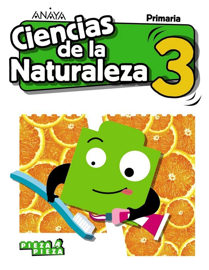 Ciencias naturaleza 3ºep madrid 18 pieza a pieza