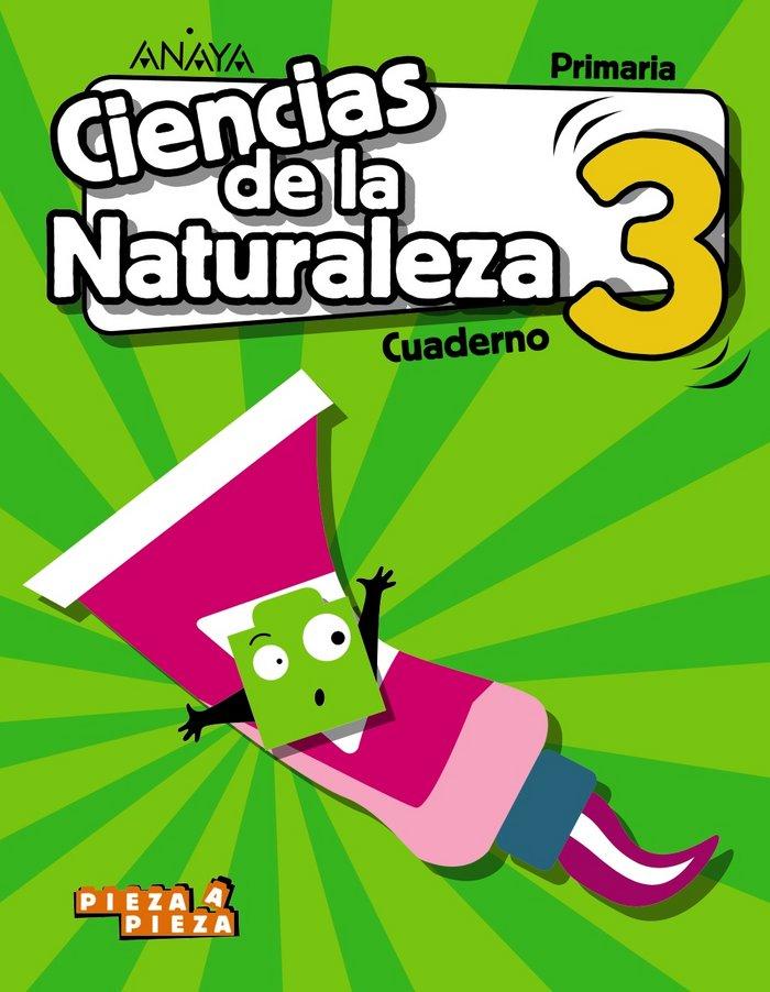 Cuaderno ciencias naturaleza 3ºep madrid 18 pieza