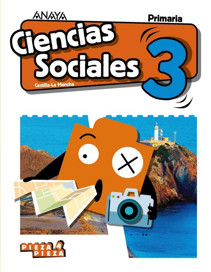 Ciencias sociales 3ºep c.mancha 18 pieza a pieza