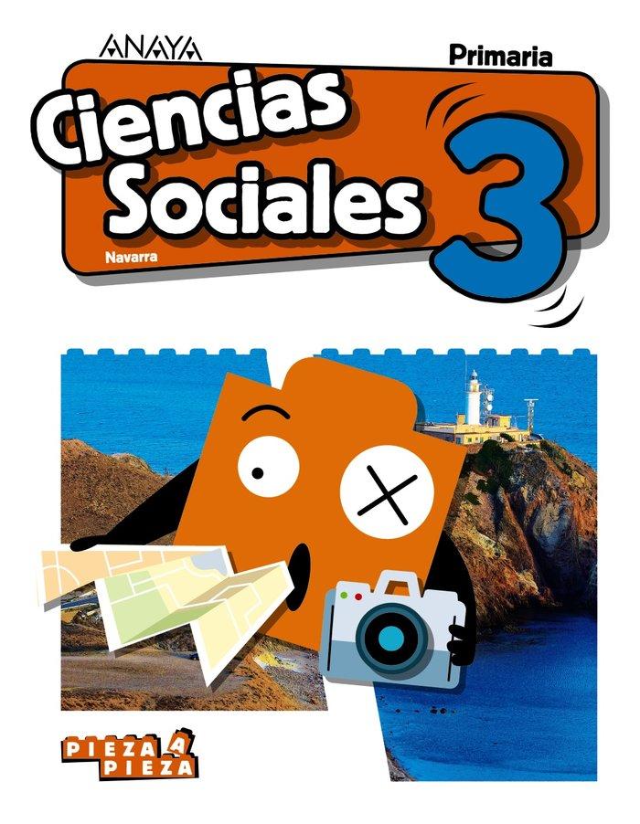 Ciencias sociales 3ºep navarra 18 pieza a pieza