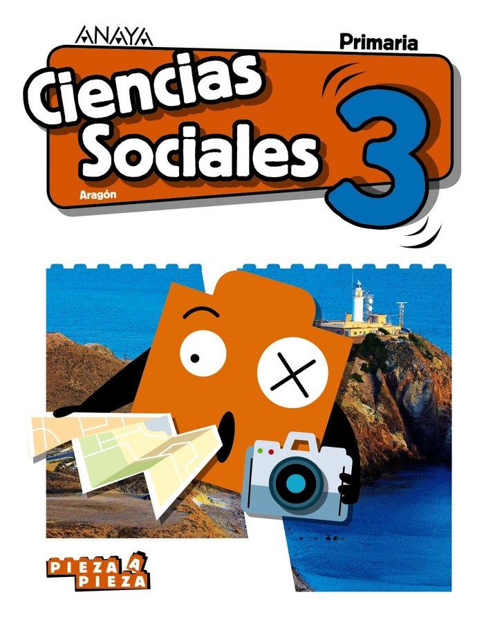 Ciencias sociales 3ºep aragon 18 pieza a pieza