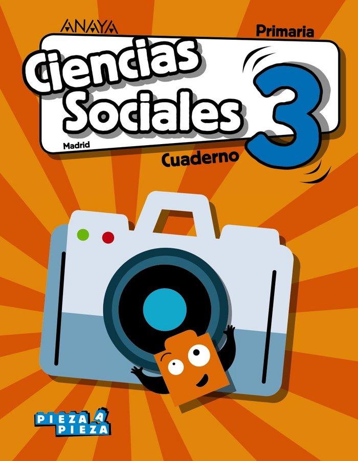 Cuaderno ciencias sociales 3ºep madrid 18 pieza a
