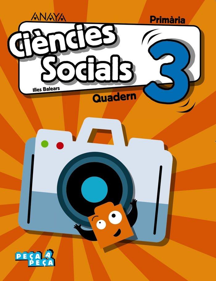 Quadern ciencies socials 3ºep baleares 18 peca a p