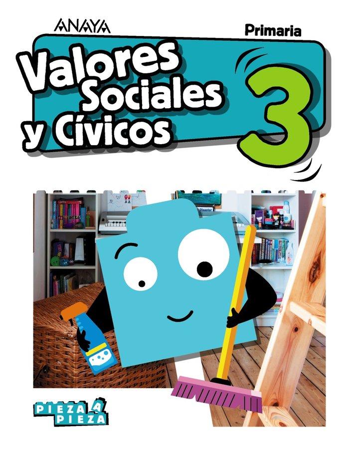 Valores sociales civicos 3ºep 18 ar/ca/can/man/ce/
