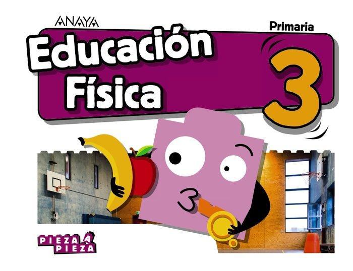Educacion fisica 3ºep 18 ar/ca/can/man/ce/ba/mad/m