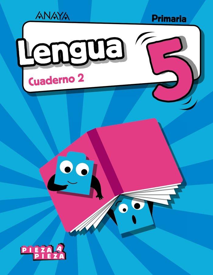 Cuaderno lengua 2 5ºep 18 comun
