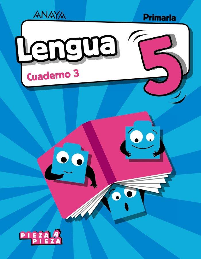 Cuaderno lengua 3 5ºep 18 comun