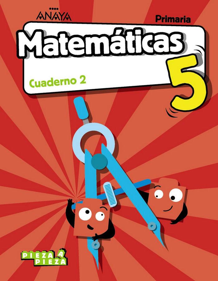 Cuaderno matematicas 2 5ºep anda/ast/canar/valen.p