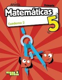 Cuaderno matematicas 2 5ºep madrid 18 pieza a piez