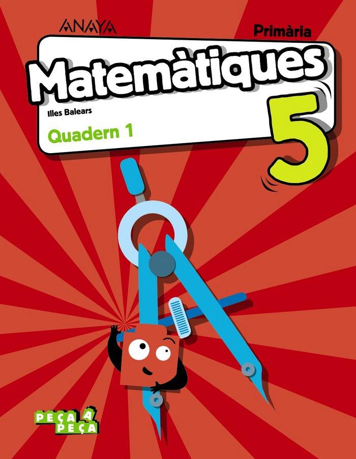 Quadern matematiques 1 5ºep baleares 18