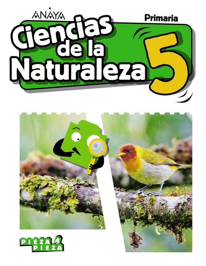 Ciencias naturaleza 5ºep madrid 18 pieza a pieza