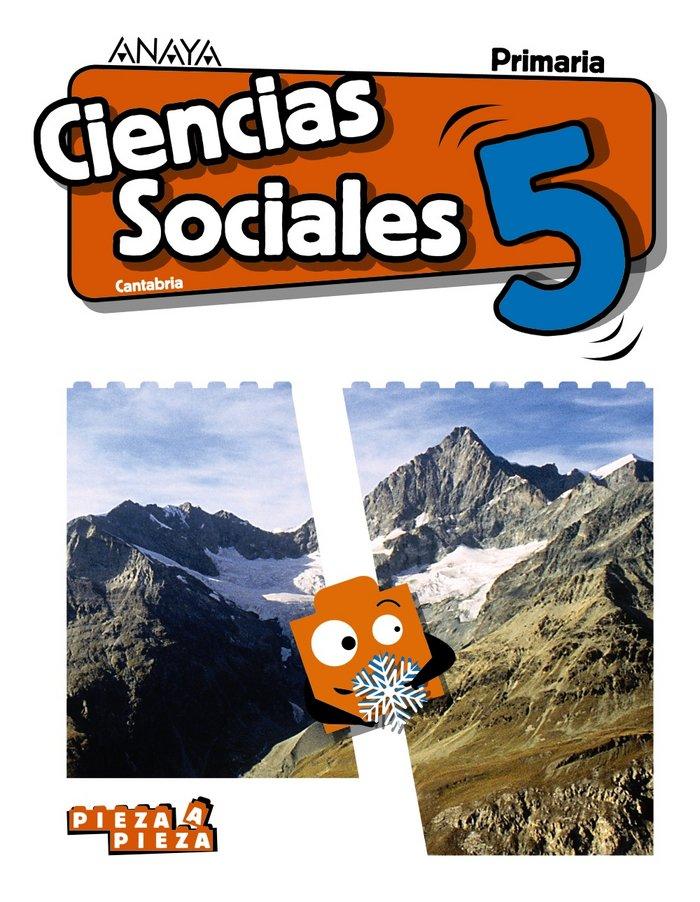 Ciencias sociales 5ºep cantabria 18 pieza a pieza