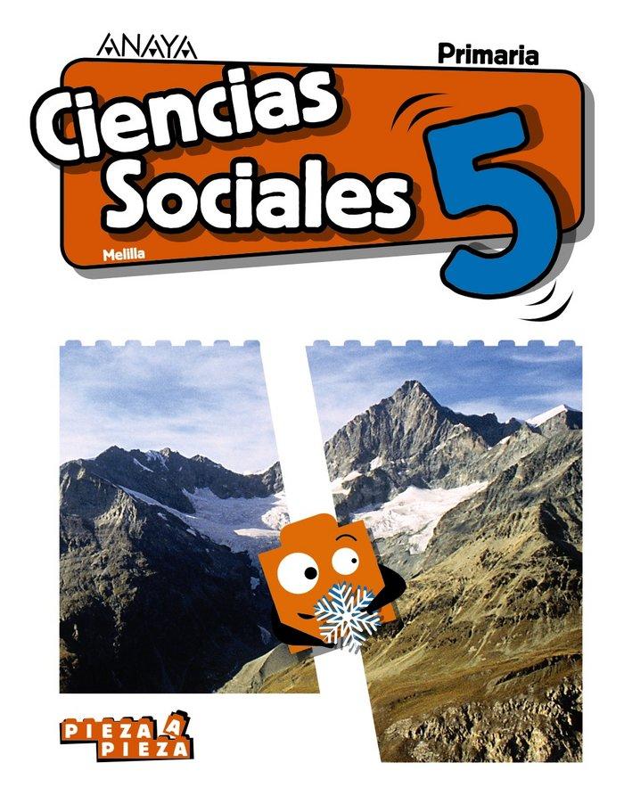 Ciencias sociales 5ºep melilla 18 pieza a pieza