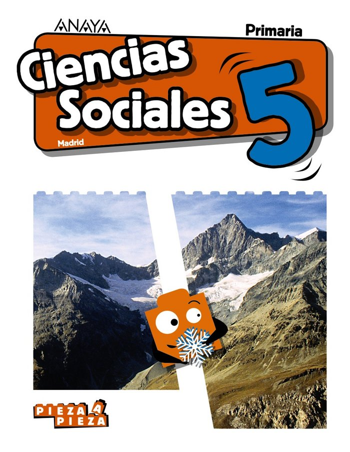 Ciencias sociales 5ºep madrid 18 pieza a pieza