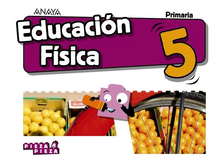 Educacion fisica 5ºep 18 ar/can/cant/man/ce/ba/mad