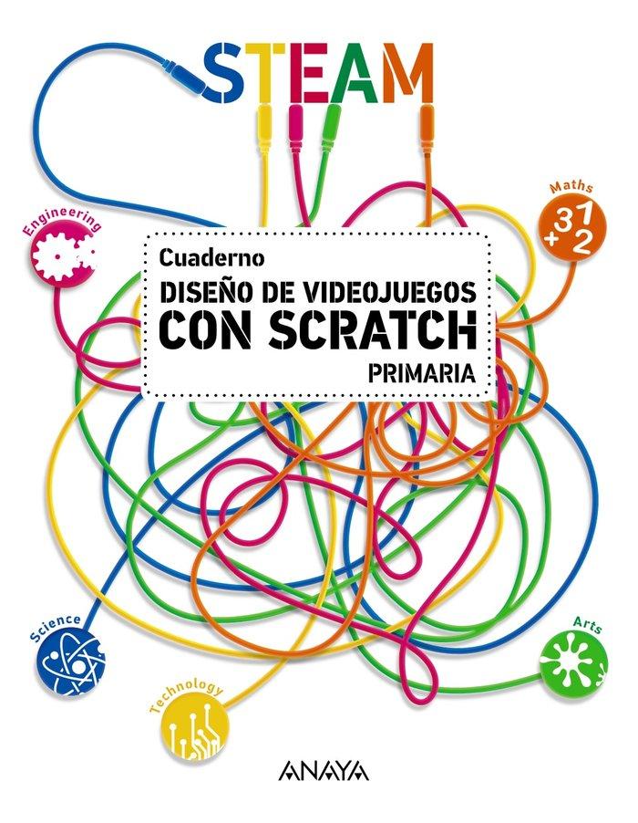 Diseño de videojuegos con scratch cuaderno ep 18