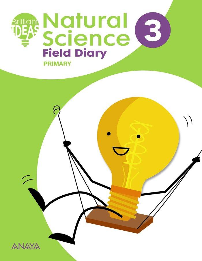 Natural science 3ºep field diary 18 brilliant idea