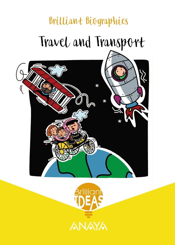 Travel and transport 2ºep 18 brilliant ideas