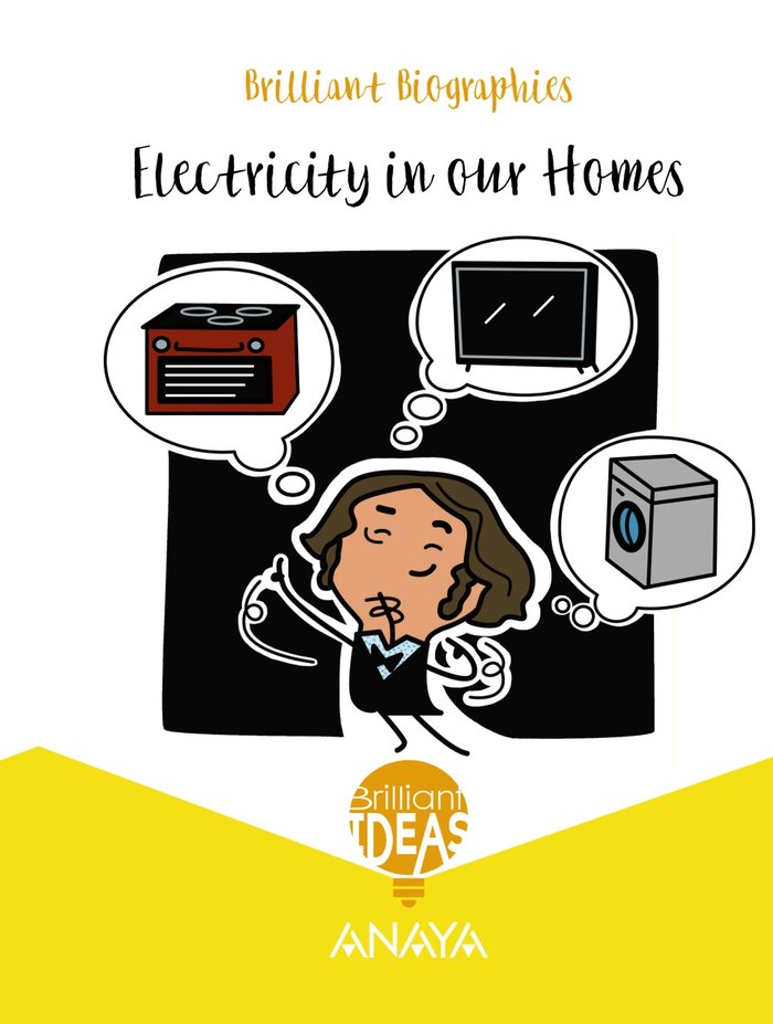 Electricity in our homes 3ºep 18 brilliant ideas