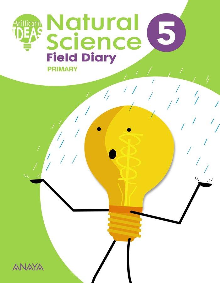 Natural science 5ºep field diary 18 brilliant idea