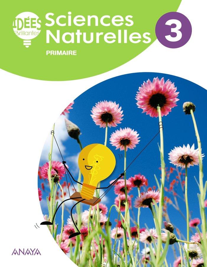 Sciences naturelles 3ºep eleve 18 idees brillantes