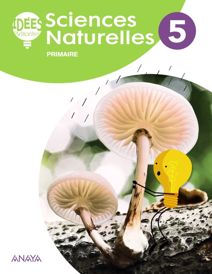 Sciences naturelles 5ºep eleve 18 idees brillantes
