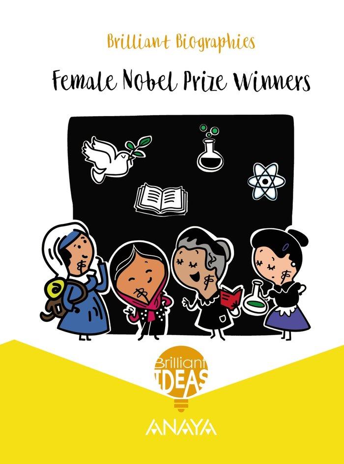 Female nobel prize winners ep 18