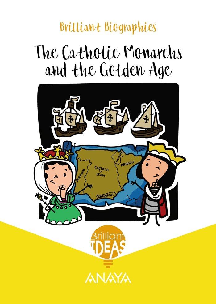 Catholic monarchs golden age 5ºep 18 brilliant ide