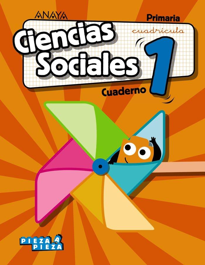 Cuaderno ciencias sociales 1ºep cuadricula 18