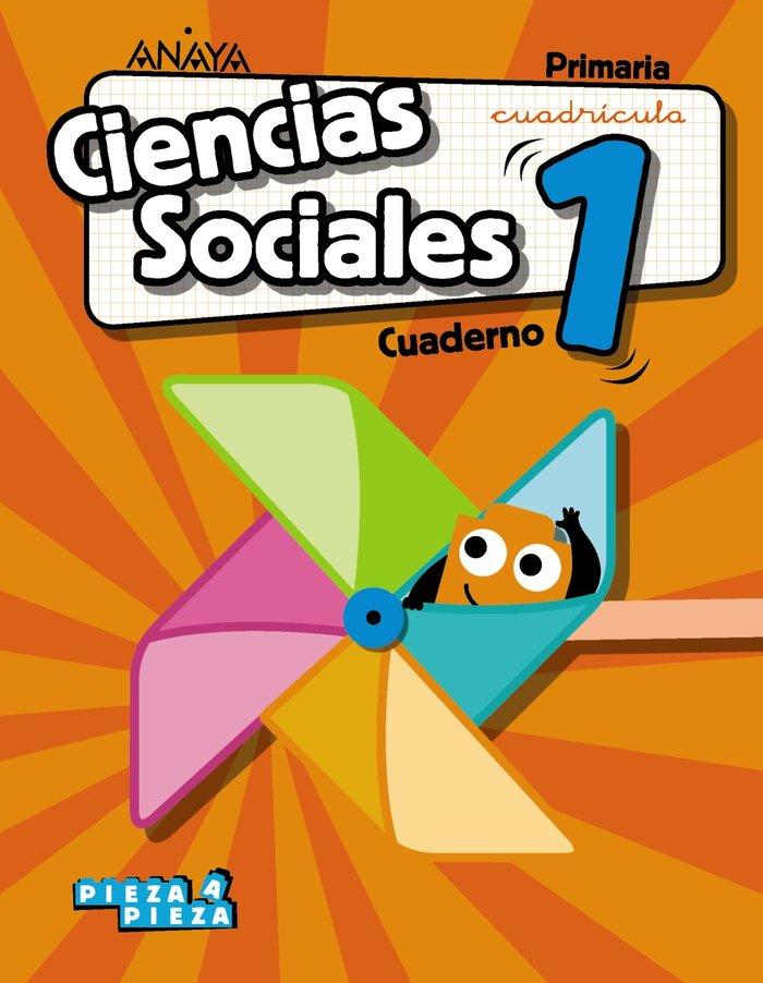 Cuaderno ciencias sociales 1ºep cuadr.18 madrid pi