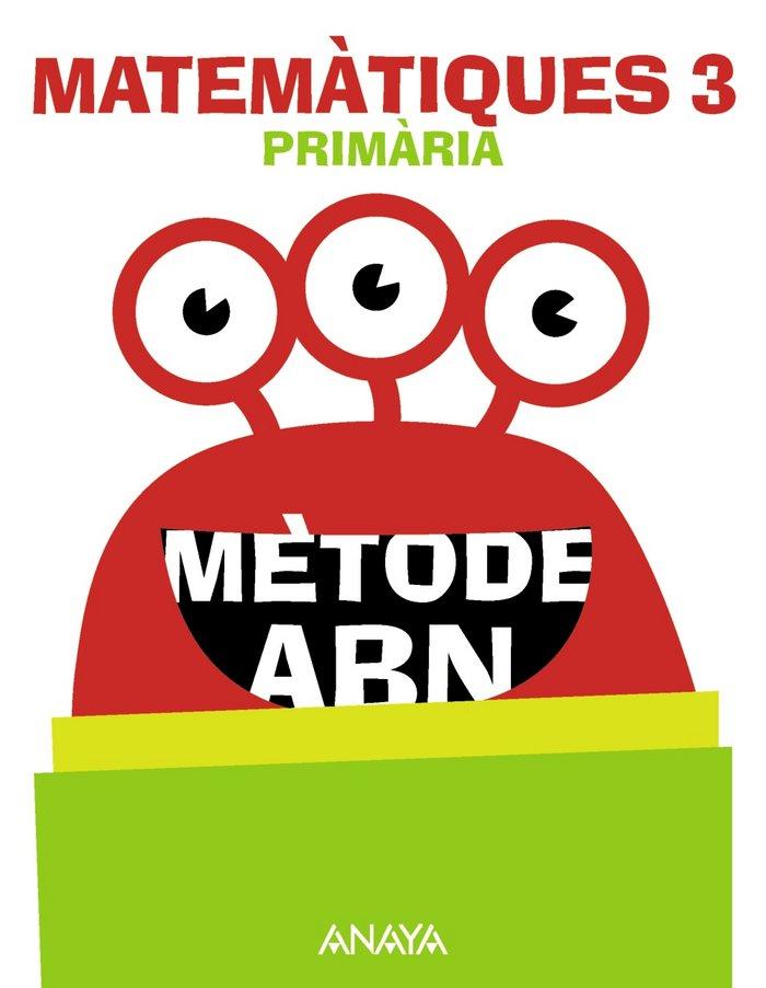 Matematiques 3ºep metodo abn 18 valencia