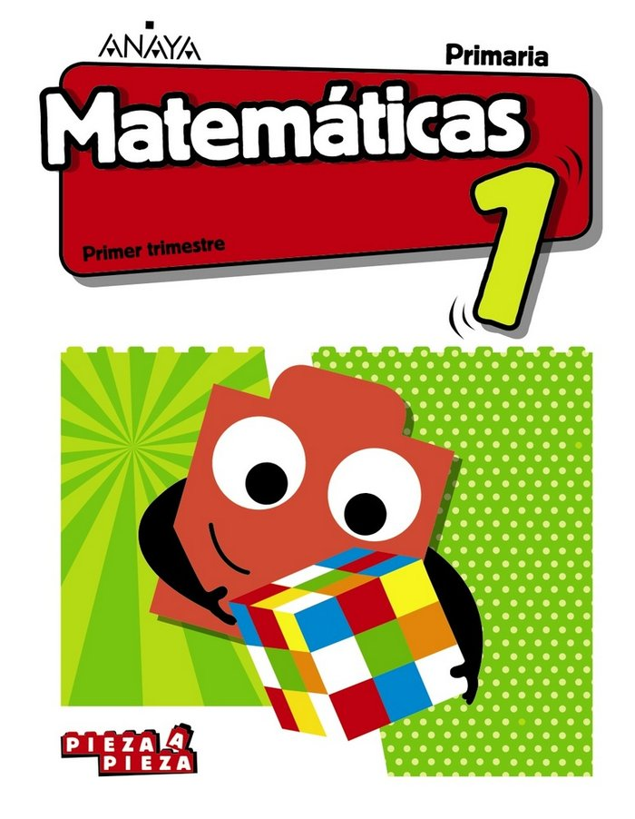 Matematicas 1ºep trim andalucia 19+taller resol.