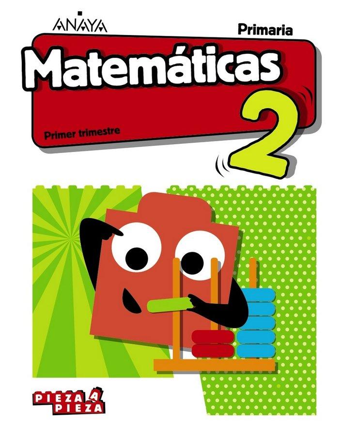 Matematicas 2ºep trim andalucia 19+taller resoluci