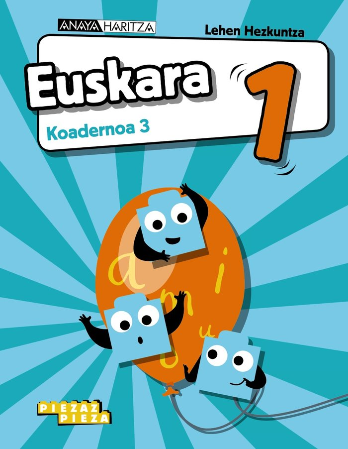 Euskara 1ºep  koadernoa 3 navarra 19