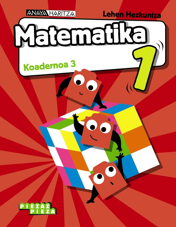 Matematika 1ºep koadernoa 3 navarra 19