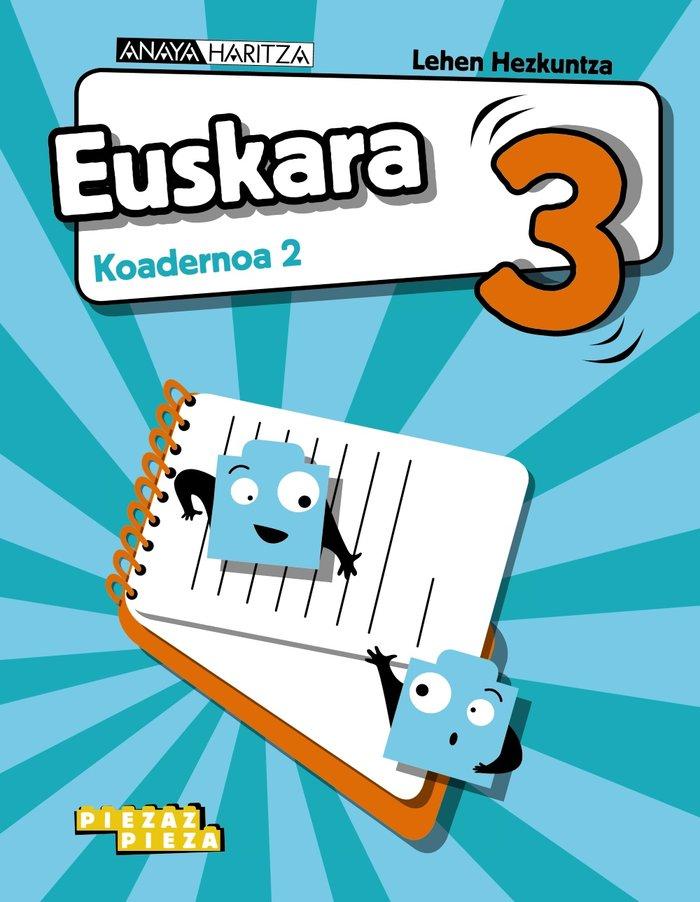 Euskara 3ºep  koadernoa 2 navarra 19