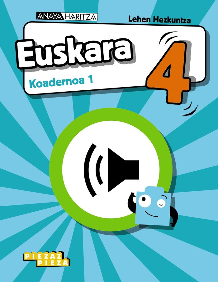 Euskara 4ºep  koadernoa 1 navarra 19