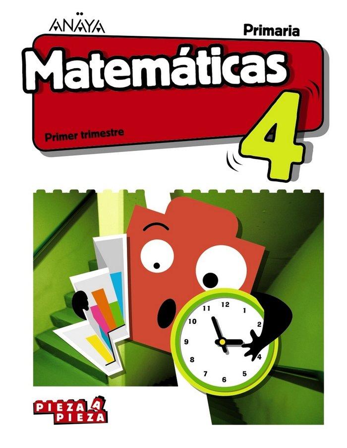Matematicas 4ºep 19  pieza a pieza
