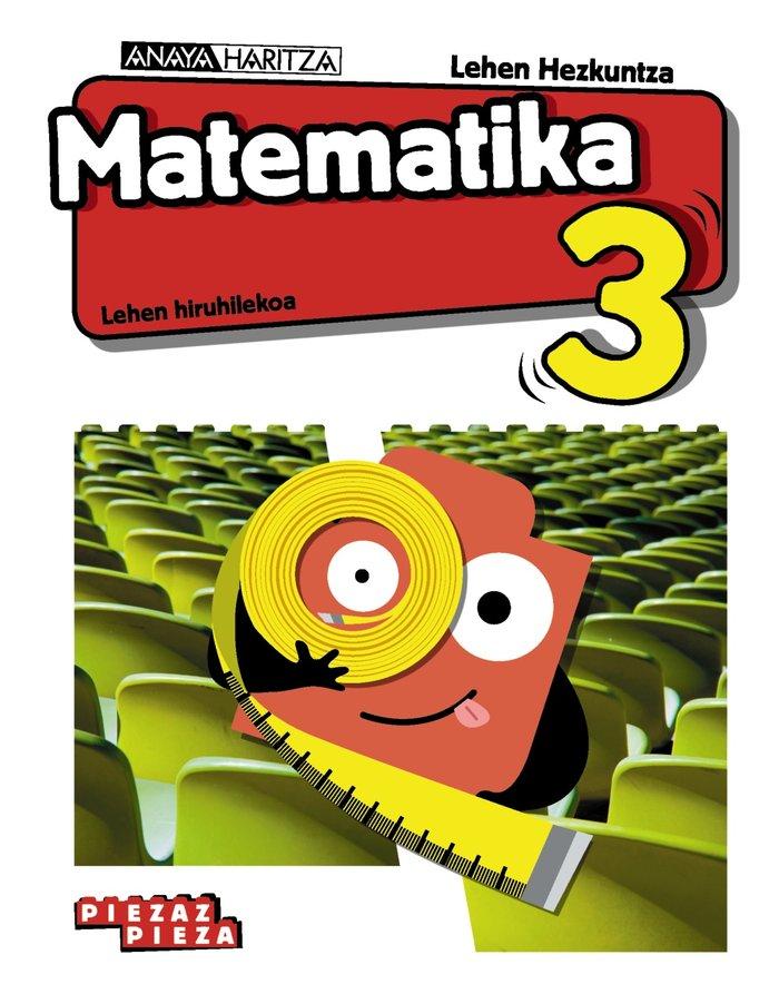 Matematika 3ºep navarra 19